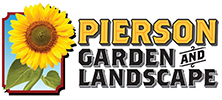 Pierson Garden and Landscape Logo
